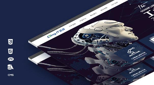 网站:蓝晶信息技术